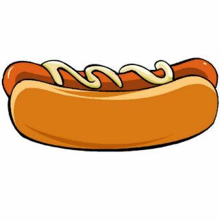 Hot Dog Statuette