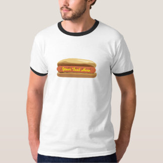 Hot Dog T Shirt