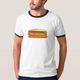 Hot Dog T Shirt