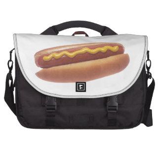 Hot Dog with Mustard Computer Bag