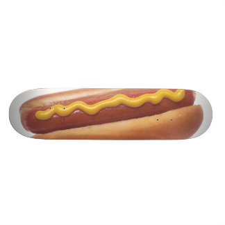 Hot Dog with Mustard Skate Boards