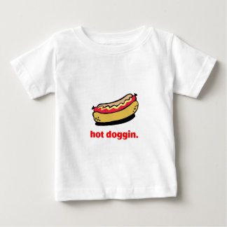 Hot Doggin T Shirt