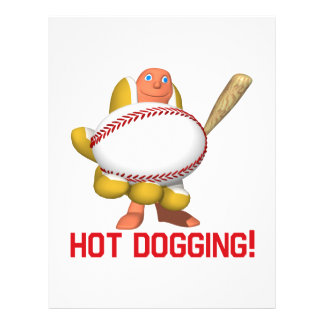 Hot Dogging Flyer