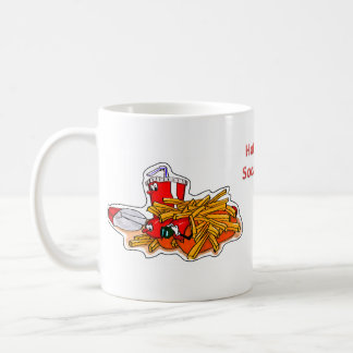 Hot Dogs and Soda Company Coffee Mug