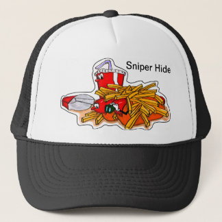 Hot Dogs and Soda Company Trucker Hat