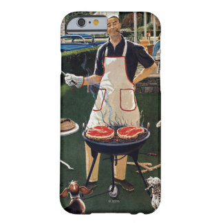 Hot Dogs Barely There iPhone 6 Case