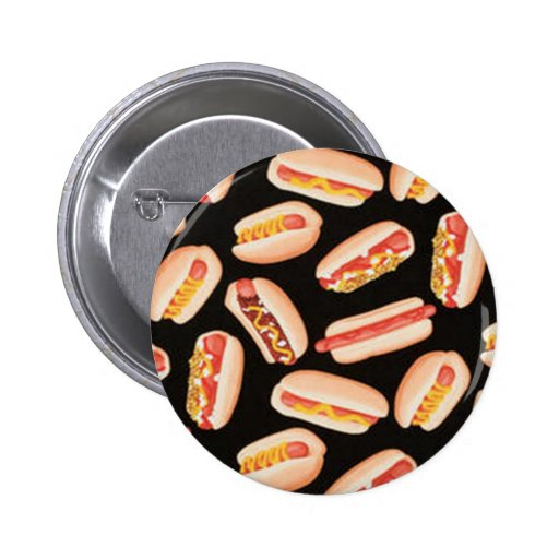 Hot Dogs Pins