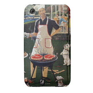 Hot Dogs iPhone 3 Cover