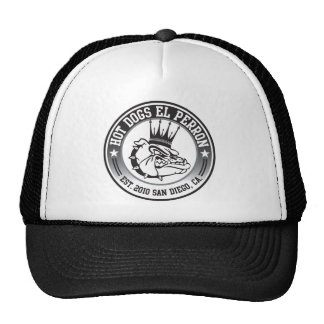 Hot Dogs El Perron Trucker Hat