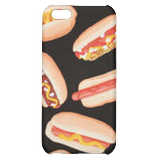 Hot Dogs iPhone 5C Case