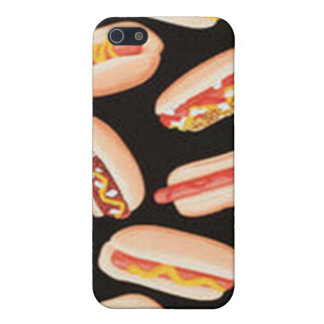 Hot Dogs Cover For iPhone 5