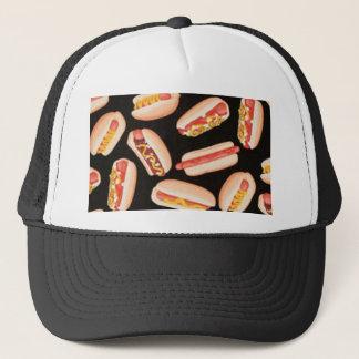 Hot Dogs Trucker Hat