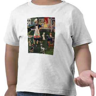 Hot Dogs T Shirts