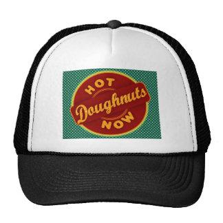 HOT DONUTS NOW.jpg Trucker Hat