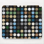 Hot Dots Mousepad- Camouflage
