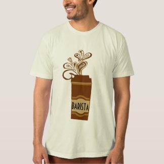 Hot  Drink  with  Pretty Steam Swirls T-Shirt