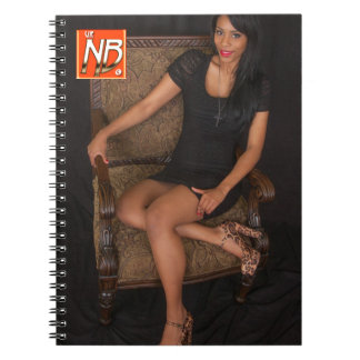 Hot Ebony Princess Notebooks