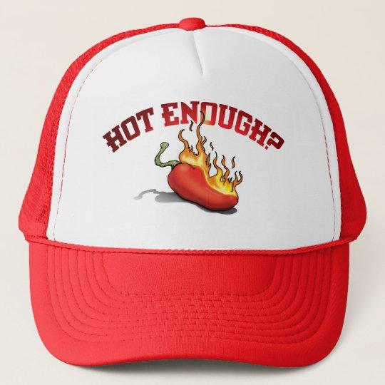 Hot Enough? Trucker Hat