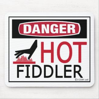 Hot Fiddler Mouse Pad