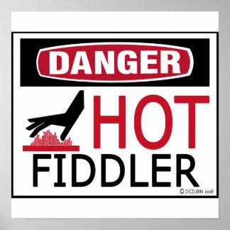 Hot Fiddler Posters