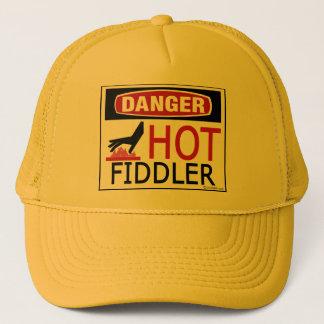 Hot Fiddler Trucker Hat