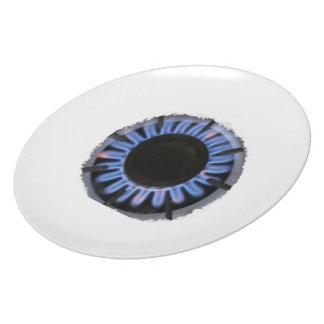 Hot Fire Plate