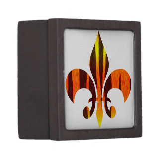hot fire tiger stripes gift box
