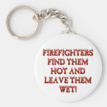 HOT FIREFIGHTERS KEYCHAINS