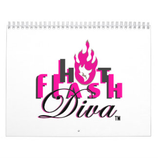 Hot Flash Diva Calendar