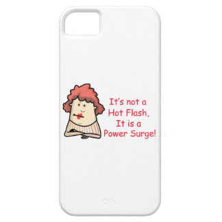 Hot Flashes iPhone 5 Cover