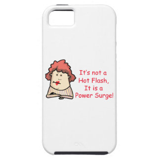 Hot Flashes iPhone 5 Covers