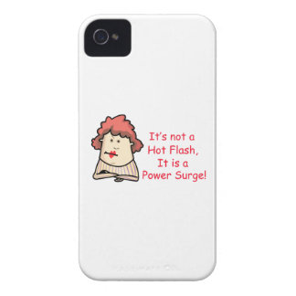 Hot Flashes iPhone 4 Cover
