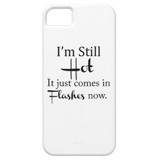 Hot Flashes iPhone SE/5/5s Case