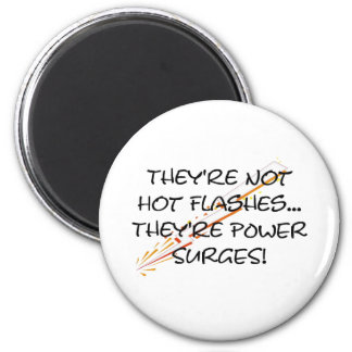 Hot Flashes Magnet