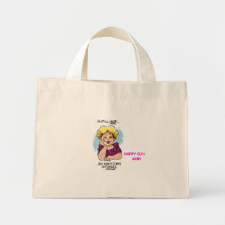Hot Flashes, Mini Tote Bag