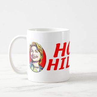 Hot For Hillary! Mug