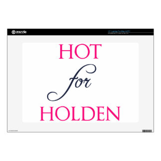 Hot for Holden - The Auction by J.B. McGee Laptop Skins