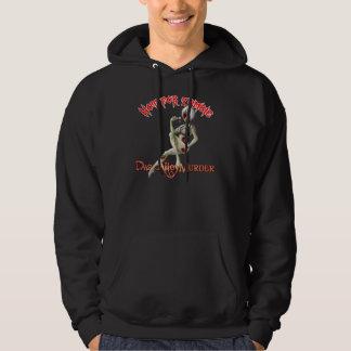 Hot For Zombie Sweatshirt 1