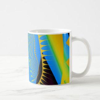 Hot Frac Mug 10 by Leslie Harlow