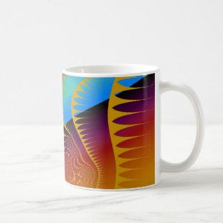 Hot Frac Mug 12 by Leslie Harlow