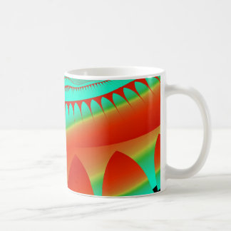Hot Frac Mug 3 by Leslie Harlow - Customized