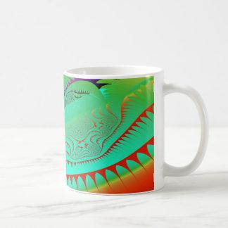 Hot Frac Mug by Leslie Harlow