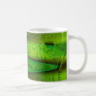 Hot Frac Mug Green 4