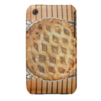 Hot Fresh Apple Pie iPhone 3 Cover