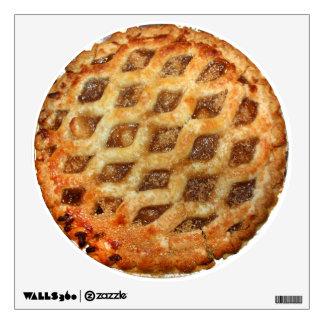 Hot Fresh Apple Pie Wall Decals