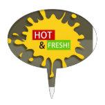 Hot & Fresh! Figura Para Tarta