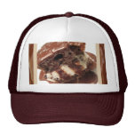 Hot Fudge Sundae Cake Cap Trucker Hat
