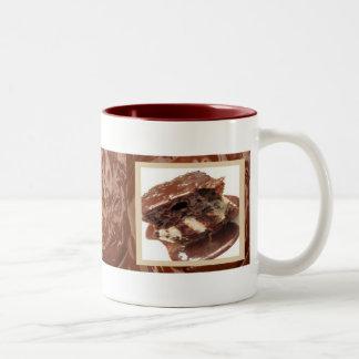 Hot Fudge Sundae Cake Mug