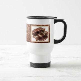 Hot Fudge Sundae Cake Travel Mug