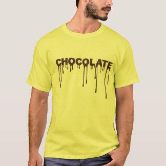 Hot Fudge - with rainbow fonts T-Shirt